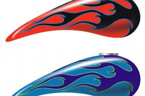 Greazel Design Motorcycle Design Graphics
